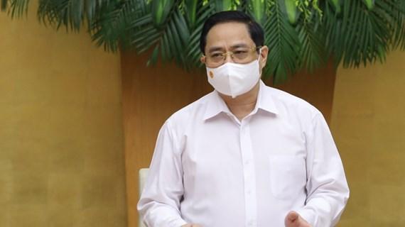 Thủ tướng Phạm Minh Chính chủ trì họp Chính phủ thường kỳ đầu tiên