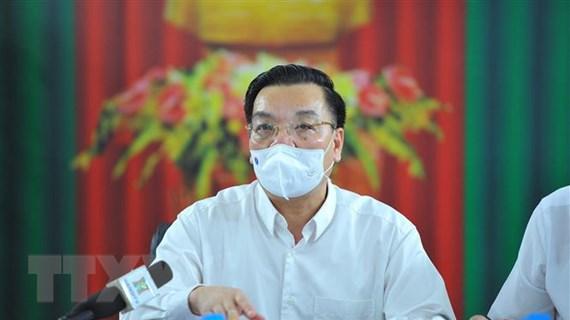 Hà Nội khuyến cáo người dân không ra khỏi nhà khi không cần thiết