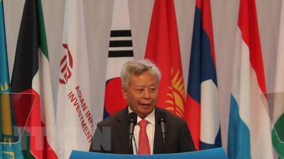 Ngân hàng Đầu tư Cơ sở hạ tầng châu Á kết nạp thêm 4 thành viên