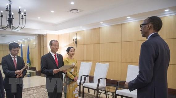 Rwanda mong muốn thúc đẩy hơn nữa quan hệ hợp tác với Việt Nam