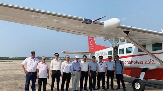 Sắp có đường bay Đồng Hới-Đà Nẵng, dịch vụ bay ngắm cảnh ở Quảng Bình