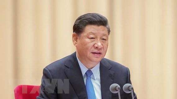 Trung Quốc-Tajikistan tăng cường quan hệ đối tác chiến lược toàn diện