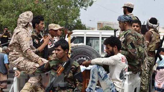 Lực lượng ly khai rút khỏi các trụ sở quan trọng ở thành phố Aden