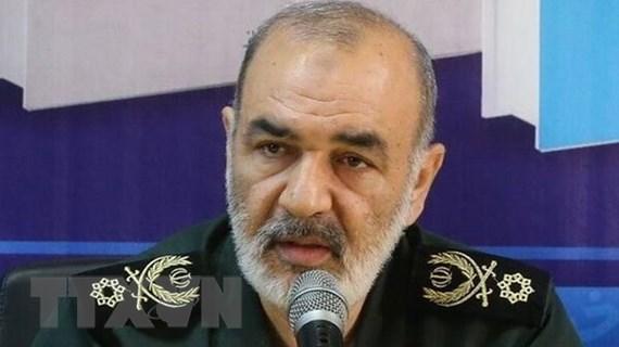 Tướng Iran Salami phản bác cáo buộc tấn công Saudi Arabia