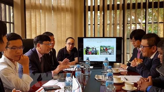 Doanh nghiệp Việt-Nhật hợp tác hỗ trợ phát triển kinh tế Mozambique