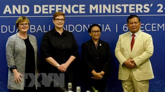 Australia và Indonesia 'quan ngại sâu sắc' về tình hình Biển Đông
