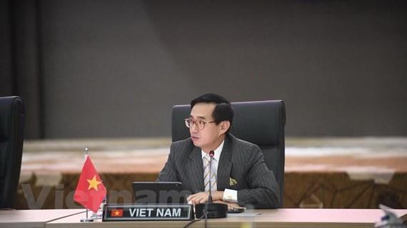 Việt Nam chủ trì phiên họp Hội đồng điều hành ASEAN-IPR ở Indonesia