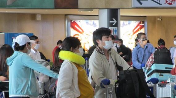 Đưa hơn 340 công dân Việt Nam từ Nhật Bản về nước an toàn