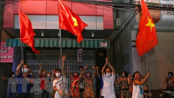 Dịch COVID-19: Dỡ bỏ khu phong tỏa lớn nhất tại Đà Nẵng