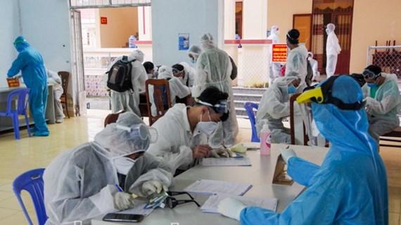Hoàn thành thời gian cách ly y tế cho 178 công dân Việt Nam từ Brunei