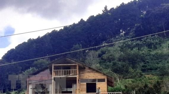 Ngôi làng biệt thự ngang nhiên xây dựng trên đất rừng có chủ