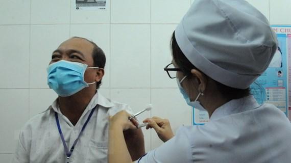 TP.HCM đề nghị ưu tiên tiêm vắcxin phòng COVID-19 cho hơn 44.000 người