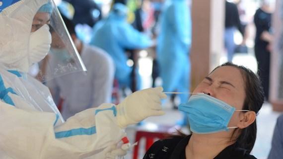 Việt Nam tiếp tục ghi nhận thêm 77 ca mắc mới trong cộng đồng