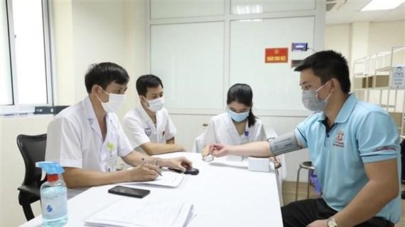 Ngày 12/6, Việt Nam ghi nhận thêm 261 ca mắc mới COVID-19