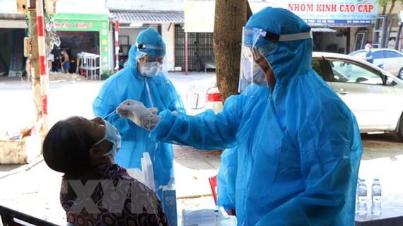 Thêm trường hợp dương tính với SARS-CoV-2, Lào Cai tăng cường truy vết