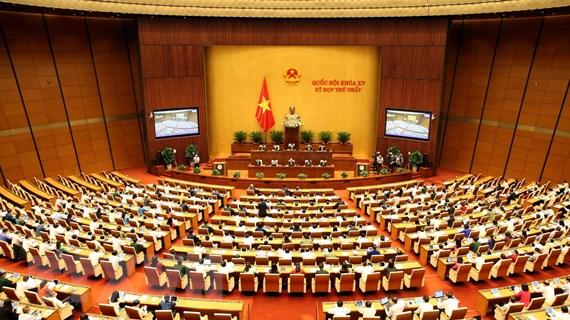 Thông cáo báo chí số 6, Kỳ họp thứ nhất, Quốc hội khóa XV