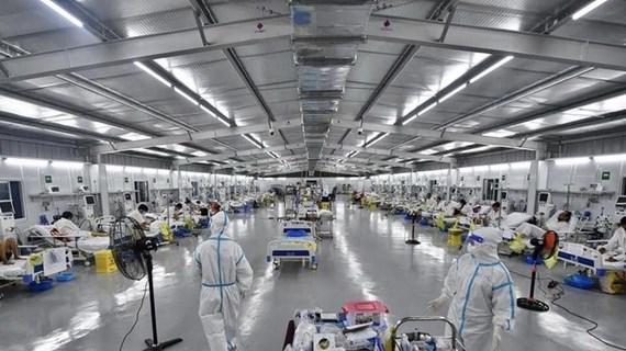 Nhiều mô hình chăm sóc người mắc COVID-19 tại nhà hiệu quả ở Việt Nam