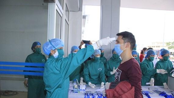 Hơn 7.100 lao động Trung Quốc tại Việt Nam được cách ly vì COVID-19