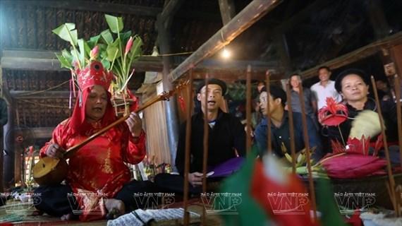 Thực hành Then được UNESCO ghi danh là di sản văn hóa thế giới