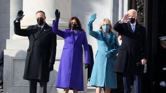 [Trực tiếp] Lễ nhậm chức của Tổng thống Mỹ Joe Biden