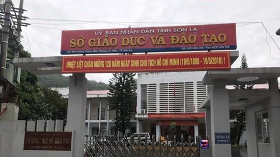 Gian lận thi THPT quốc gia tại Sơn La: 97 bài thi được nâng điểm