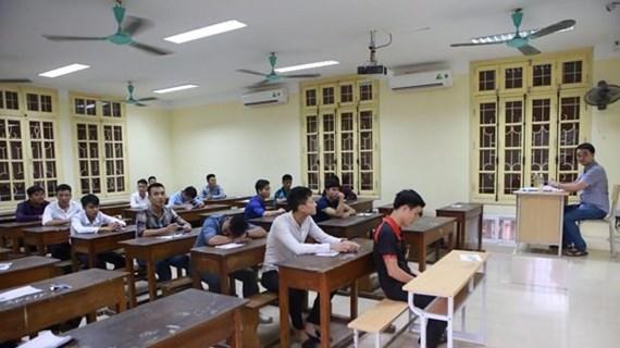 Thi THPT quốc gia: 79 thí sinh vi phạm quy chế thi bị xử lý kỷ luật