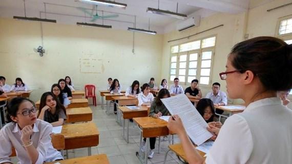 Tỷ lệ tốt nghiệp trung học phổ thông cả nước năm 2019 đạt 94,06%