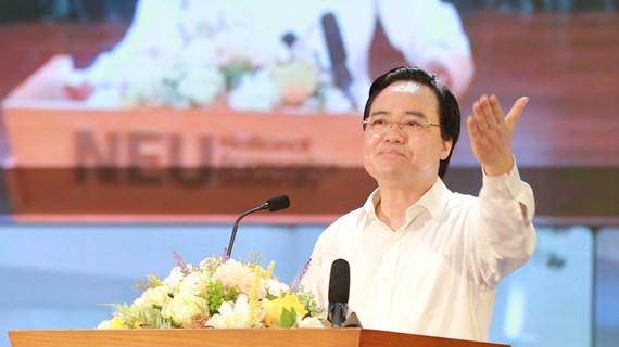 Bộ trưởng Bộ Giáo dục: Thi THPT sẽ giữ ổn định như hiện nay đến 2020