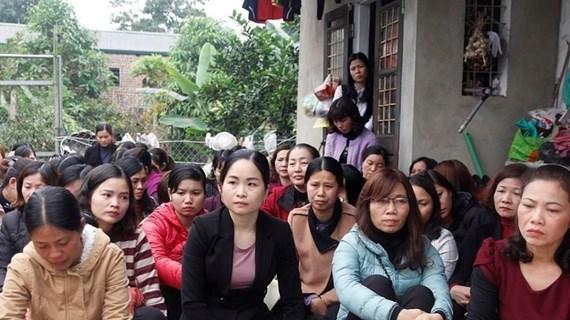 Hàng trăm giáo viên Sóc Sơn hoang mang vì phải thi tuyển viên chức