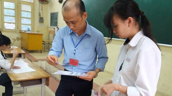 Thi tốt nghiệp THPT: Hơn 6.000 giảng viên đại học làm thanh tra