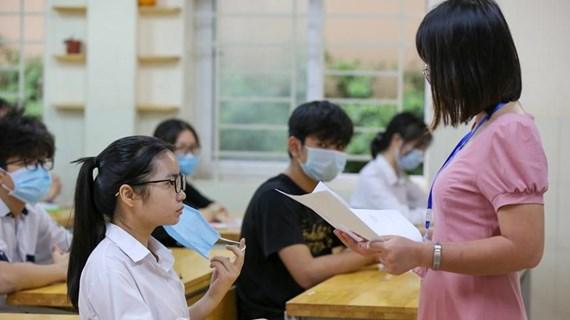 Hà Nội tổ chức kỳ thành công kỳ thi vào lớp 10 đặc biệt, chưa từng có