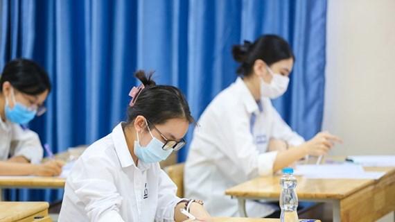 Bộ GD-ĐT: Từ 0h ngày 26/7, bắt đầu công bố điểm thi tốt nghiệp THPT