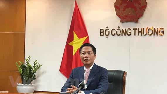 Bộ trưởng Công Thương: EVFTA giúp hướng tới phồn vinh, tiến bộ xã hội