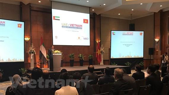 UAE -'cửa ngõ' chiến lược đưa sản phẩm Việt Nam tiến vào Trung Đông