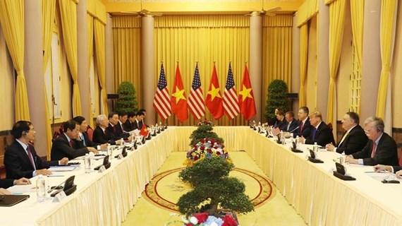 Việt Nam-Hoa Kỳ: Một phần tư thế kỷ gắn kết những người bạn