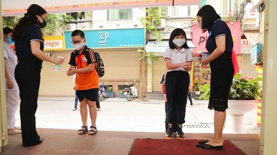 Hà Nội chưa chính thức 'chốt' ngày cho học sinh trở lại trường