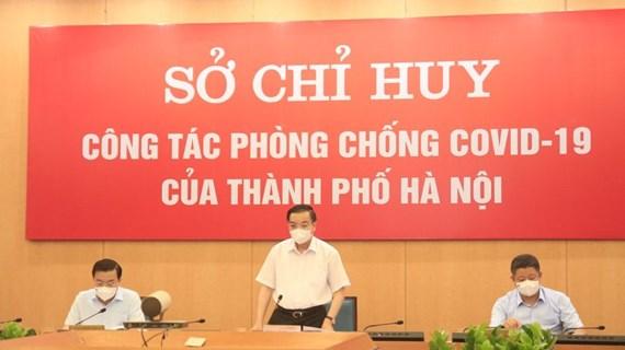 Chủ tịch Hà Nội: Xử phạt nghiêm vi phạm để tận dụng 'thời gian vàng'