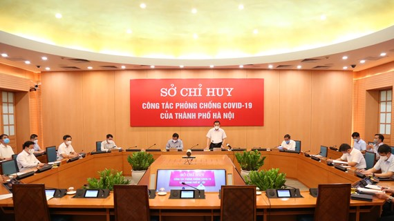 Hà Nội: Áp dụng biện pháp mạnh hơn Chỉ thị 17 với địa bàn nguy cơ cao