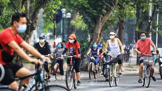 Từ 28/9, Hà Nội cho phép mở lại hoạt động thể dục thể thao ngoài trời