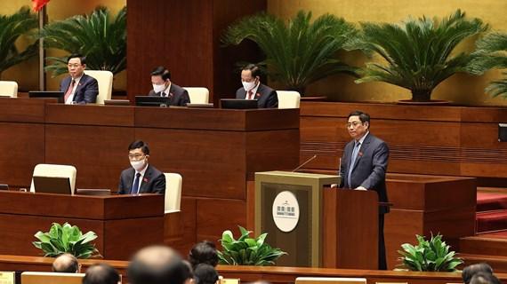 Thủ tướng Chính phủ: Dự kiến cả năm đạt và vượt 8/12 chỉ tiêu đề ra