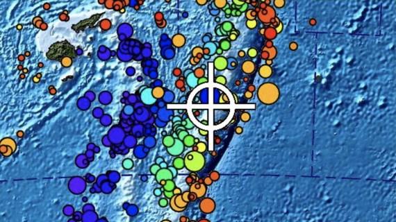 Động đất mạnh 6,5 độ tại Tonga, chưa có báo cáo thương vong