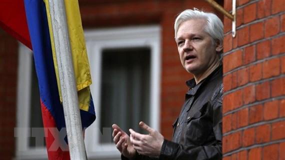 Ecuador: Vụ hủy quy chế tị nạn của Assange không liên quan tới Anh