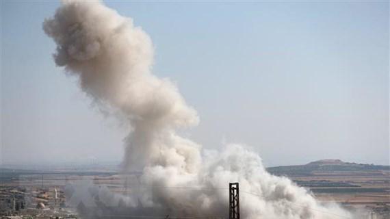SOHR: Nhiều dân thường thiệt mạng trong các đợt không kích tại Idlib