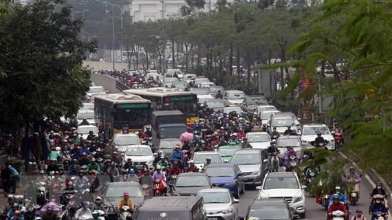 6 tháng đầu năm: Tai nạn giao thông giảm, ùn tắc giao thông tăng
