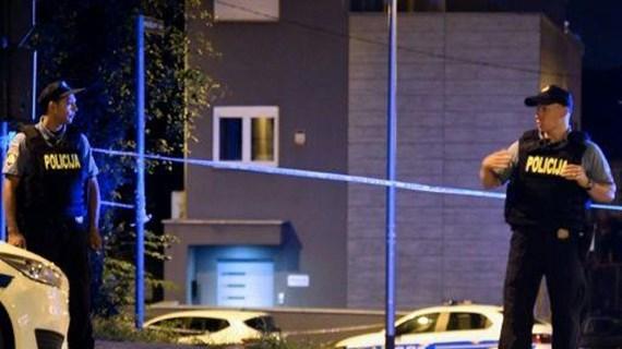 Xả súng tại thủ đô Zagreb của Croatia, 6 người bị bắn chết