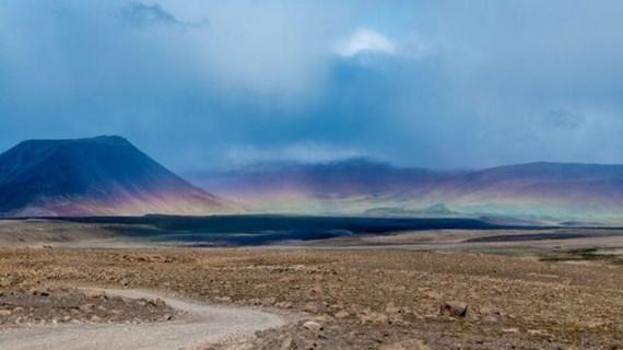 Iceland đặt bia tưởng niệm dòng sông băng đầu tiên biến mất
