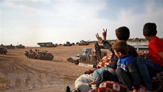 Thổ Nhĩ Kỳ tấn công người Kurd: Nga muốn hỗ trợ các bên đối thoại