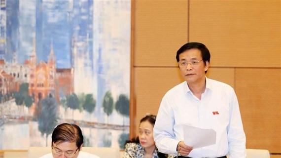 Kỳ họp thứ 8, Quốc hội khóa XIV dự kiến kéo dài 27 ngày