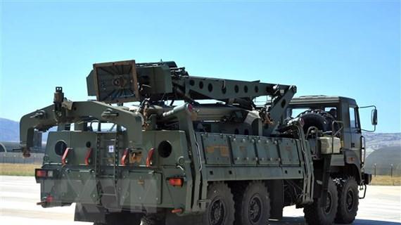 Nga và Thổ Nhĩ Kỳ hoàn tất hợp đồng cung cấp hệ thống S-400