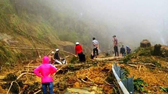 Thực hư thông tin tuyến đường Nha Trang-Đà Lạt bị sạt lở, ách tắc